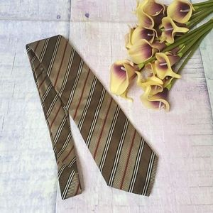 Burberry Classic Striped Necktie